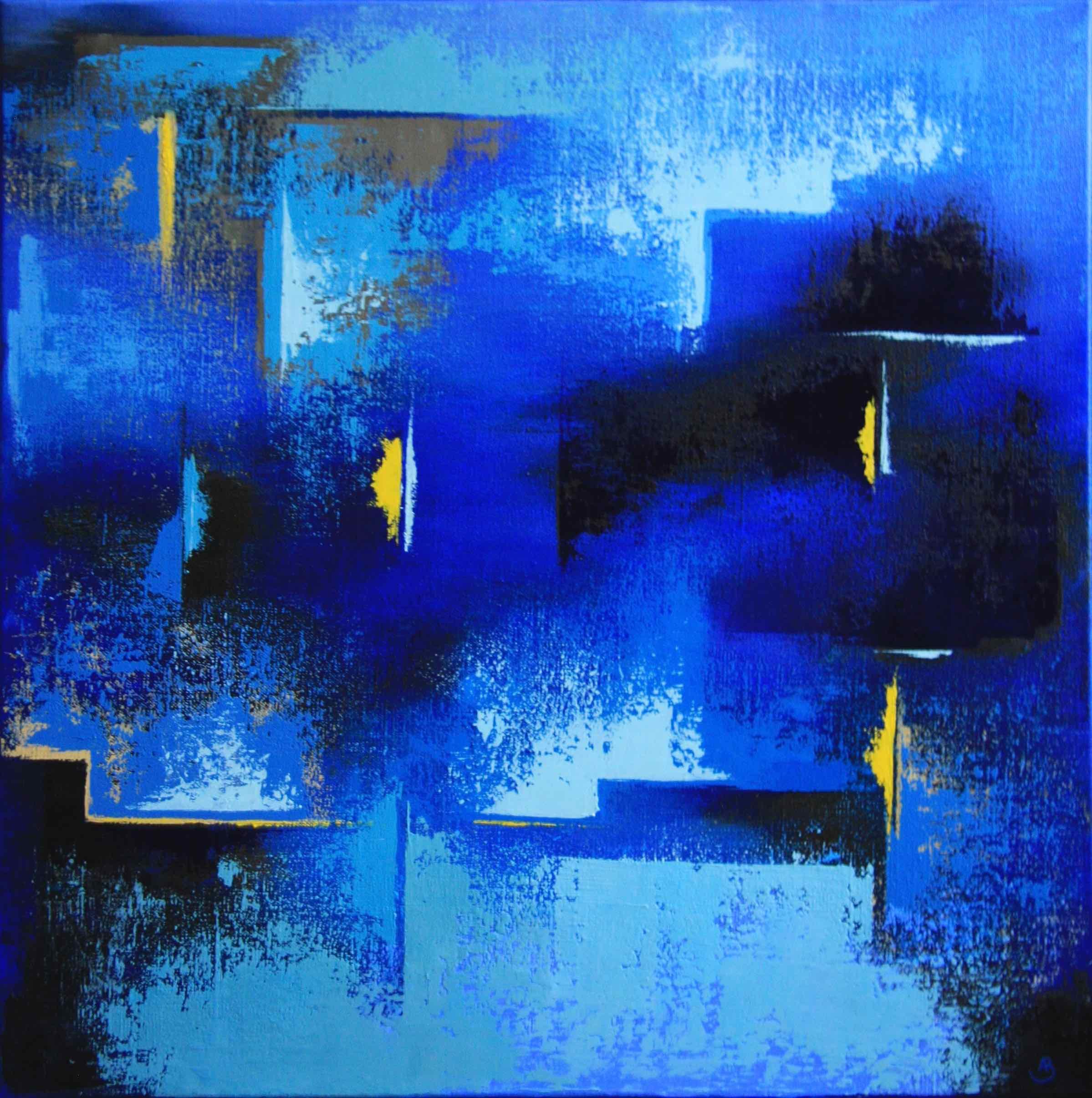 Blue Y15 50x50