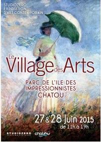 Village des art 2015
